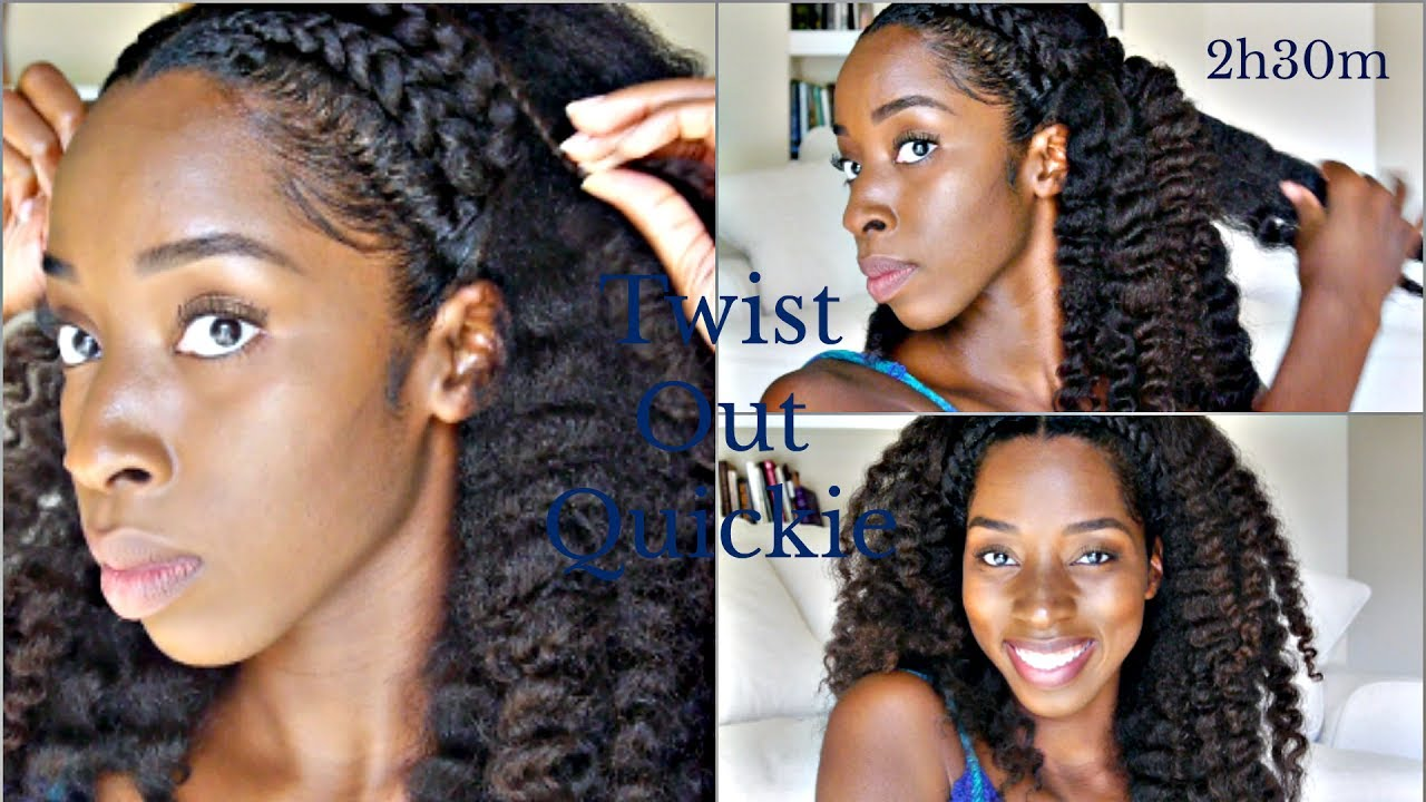 twist out hair style twist out and crown braids in 3 hours summer styles 9559