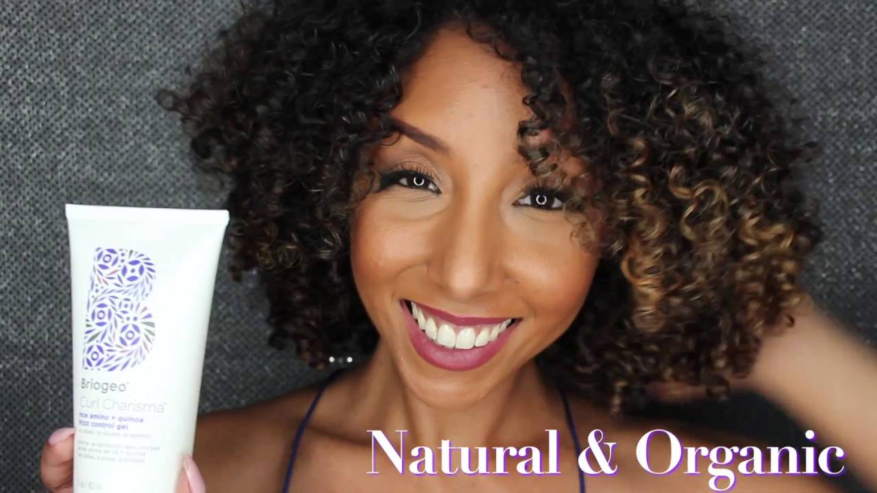 How To Create Frizz Free Curls With Briogeo Curl Charisma Feat