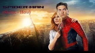Человек Паук (Skillet -- Hero)[HD]