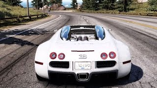Need For Speed: Hot Pursuit - Bugatti Veyron 16.4 Grand Sport - Test Drive Gameplay (HD) [1080p]
