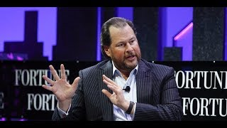 Salesforce has a target date for hitting $20 billion in sales 2022 CRM