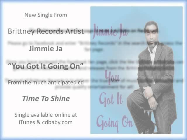 Brittney Records Artist - Jimmie Ja