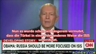 General Wesley Clark: Türkei unterstützt die #isis  #Türkei  #erdogan
