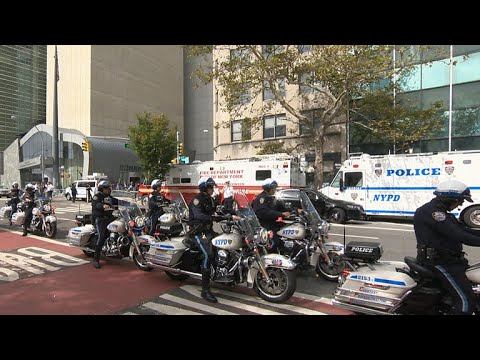NYC under tight security for UN General Assembly