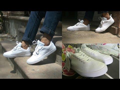 Premium Sneakers By HRX Hrithik Roshan |Myntra |