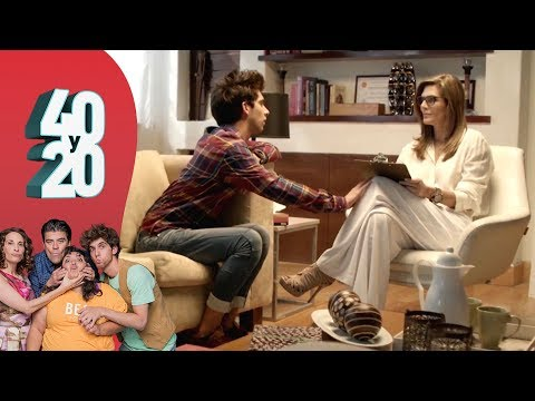 Capítulo 12: Fran seduce a su psicóloga   40 y 20 T2 - Distrito Comedia