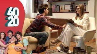 Capítulo 12: Fran seduce a su psicóloga | 40 y 20 T2 - Distrito Comedia