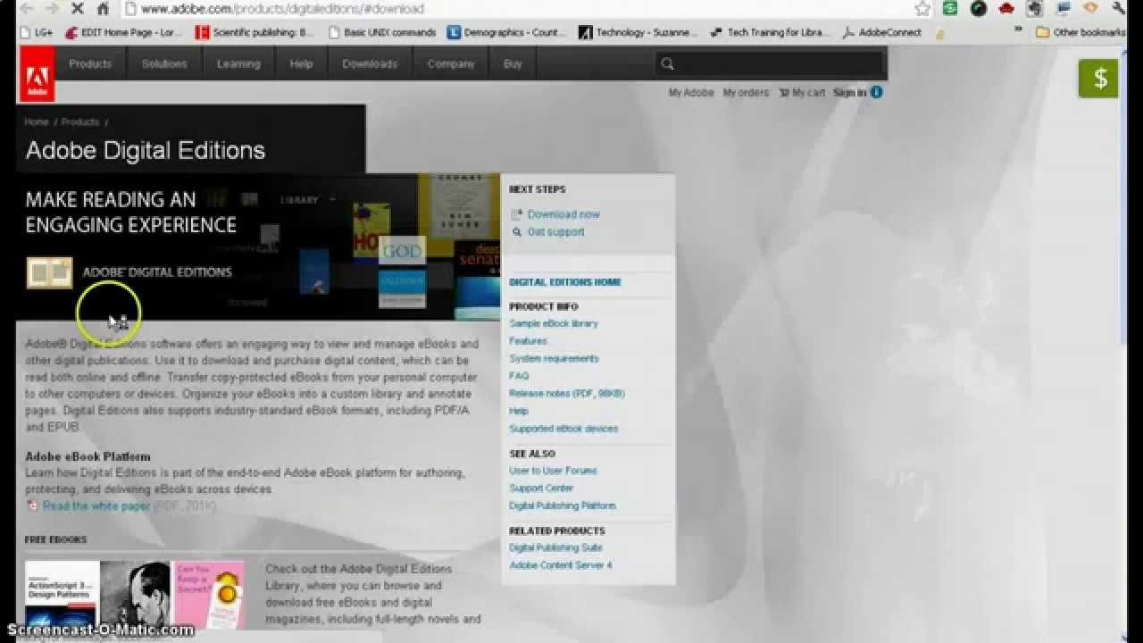 adobe digital editions download pdf