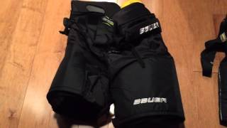 Bauer Supreme TotalOne MX3 pants user review