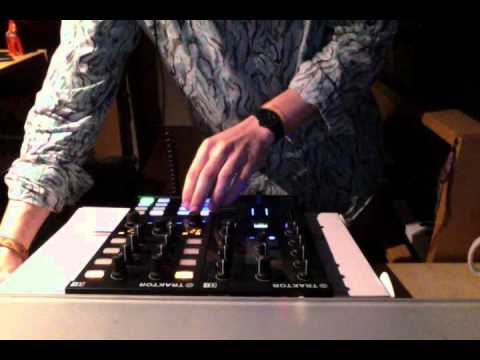 COSTA @ WORKSHOP Café 09/01/2016 Promo Mix