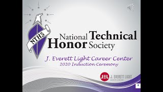 NTHS Virtual Induction Ceremony 2020 - JELCC