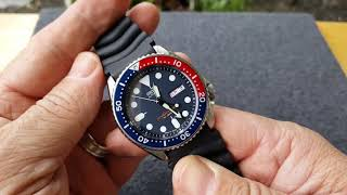 Seiko SKX009J1 My first! Pros and Cons.