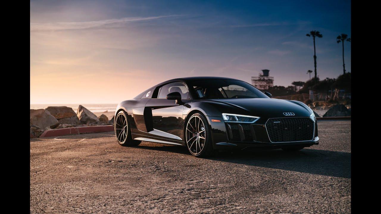 Cable Car Black And White Wallpaper 2017 Audi R8 V10 Akrapovic Slip On Titanium Exhaust Tag