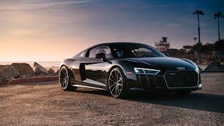 2017 Audi R8 V10 Akrapovic Slip-On Titanium Exhaust   TAG Motorsports