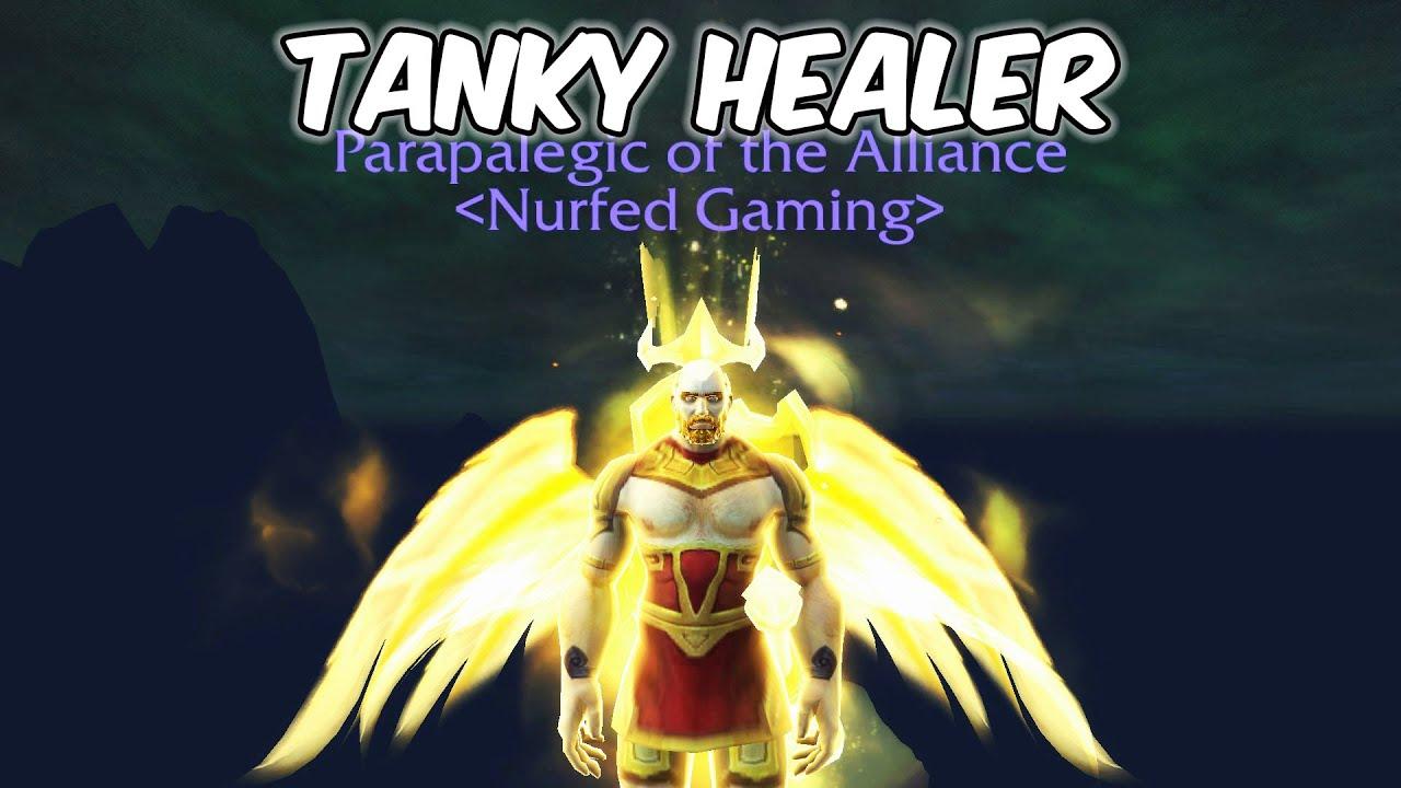 TANKY HEALER - Protection Paladin PvP - WoW Shadowlands 9.0.2