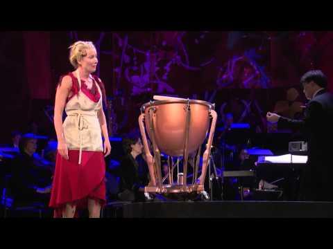 Emma Thompson and Bryn Terfel in ENO's Sweeney Todd