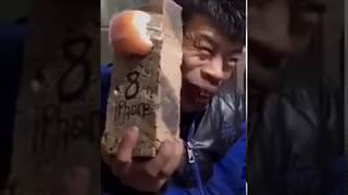 Chinese iPhone 8... funny video