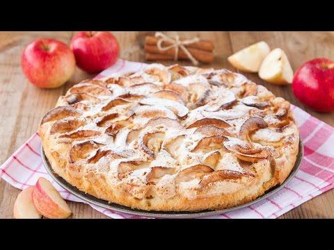 Шарлотка, Пироги с яблоками, В духовке, рецепты с фото на