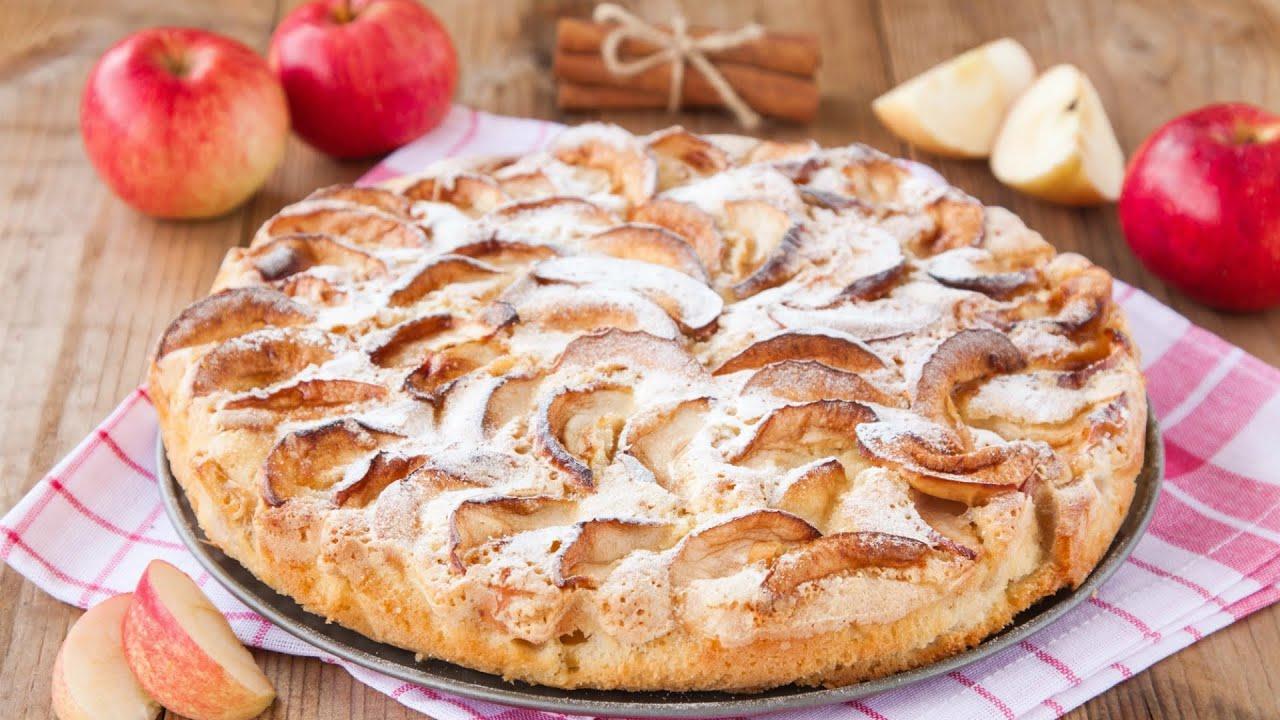 очень вкусная шарлотка с яблоками рецепт с фото