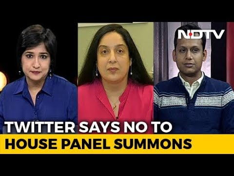 Twitter Denies Bias Charge As Parliamentary Panel Summons It