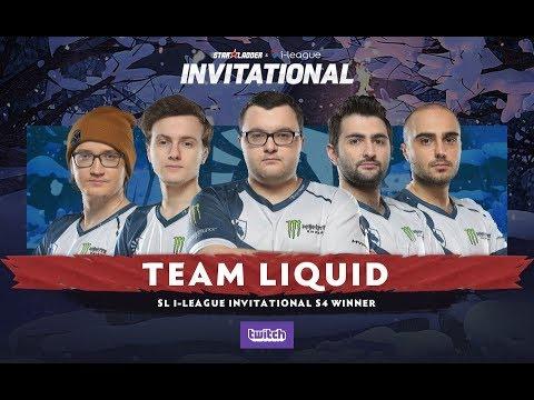 Team Liquid are the winner of StarLadder i-League Invitational Season 4