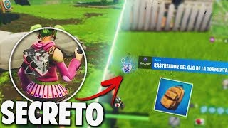 NEW OBJECT 'SECRET' FOUND IN A CHEST FORTNITE (FORTNITE)