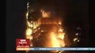 windsor building fire bbc report