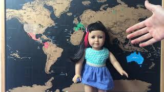 how dollmas works 2019 schedule  american girl dolls