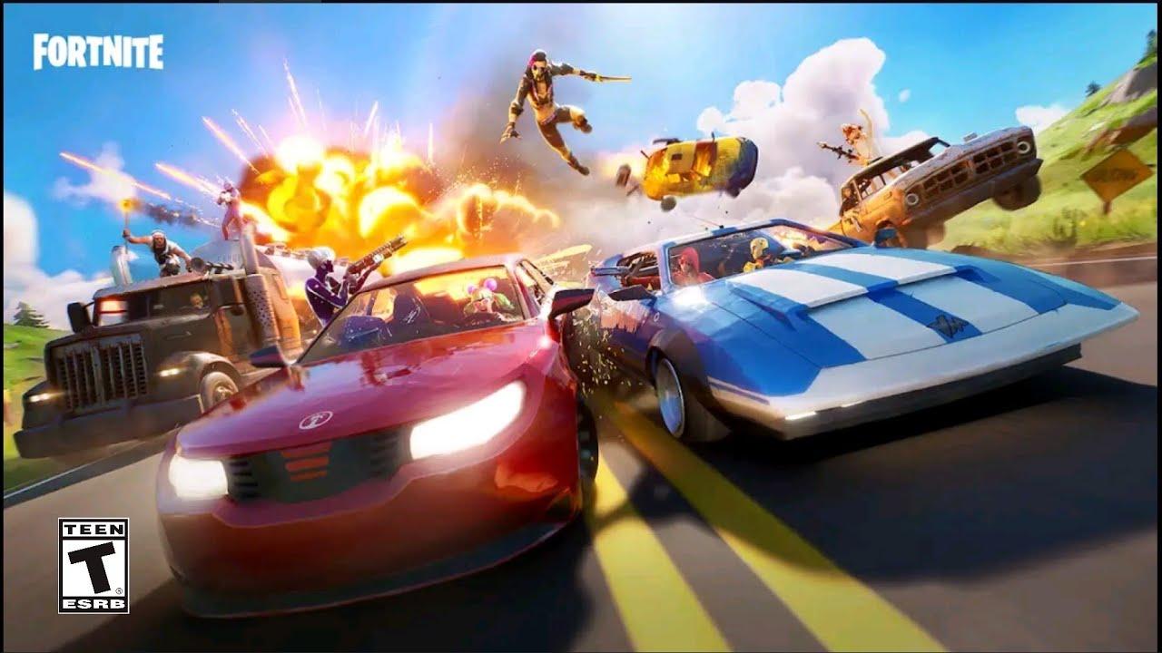 Fortnite | Cars Teaser!