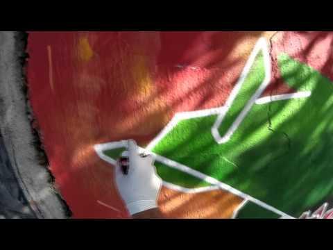 Graffiti Wild Styler - DanTek