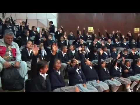 Día Internacional del Niño en la Casa de la Cultura