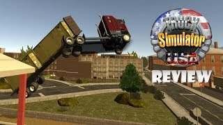 Truck Simulator USA (Switch) Review (Video Game Video Review)
