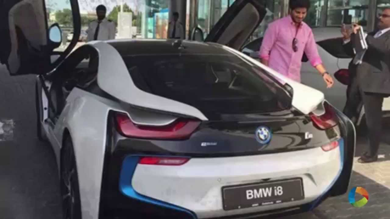 It S Not Ajith S Bmw I8 Its Dulquer Salmaan S Car Youtube