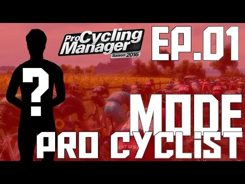 Pro Cycling Manager 2016 | Mode Pro Cyclist | Ep.01