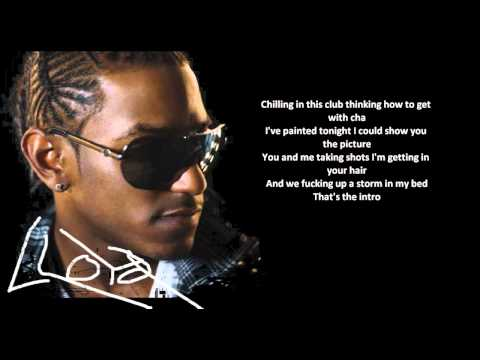 Lloyd - Lay It Down (G-Mix) ft. R.Kelly & Young Jeezy - Lyrics *HD*