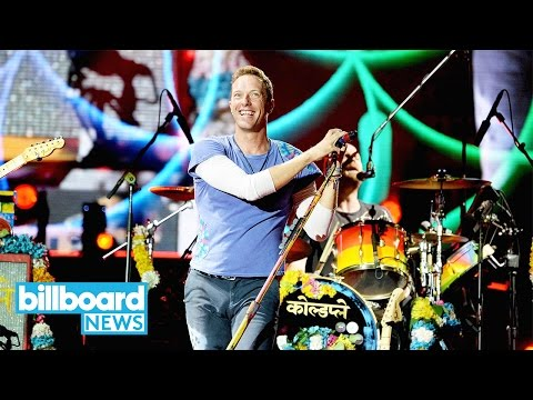 Coldplay Drops Surprise Track 'Hypnotised' Ahead of 'Kaleidoscope' EP Release | Billboard News