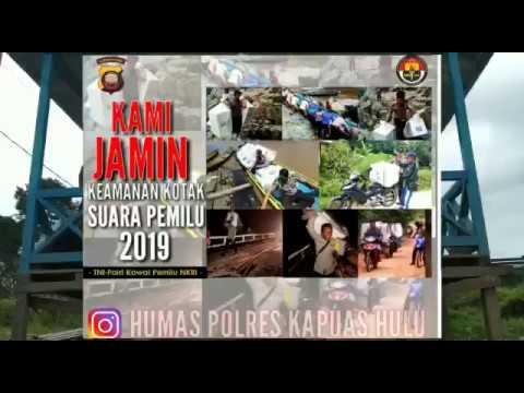 Pemungutan Suara Ulang (PSU) Desa Semerantau Kecamatan Kalis Kabupaten Kapuas Hulu KALBAR