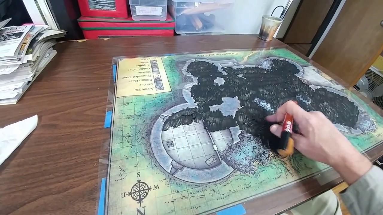 d d tabletop maps