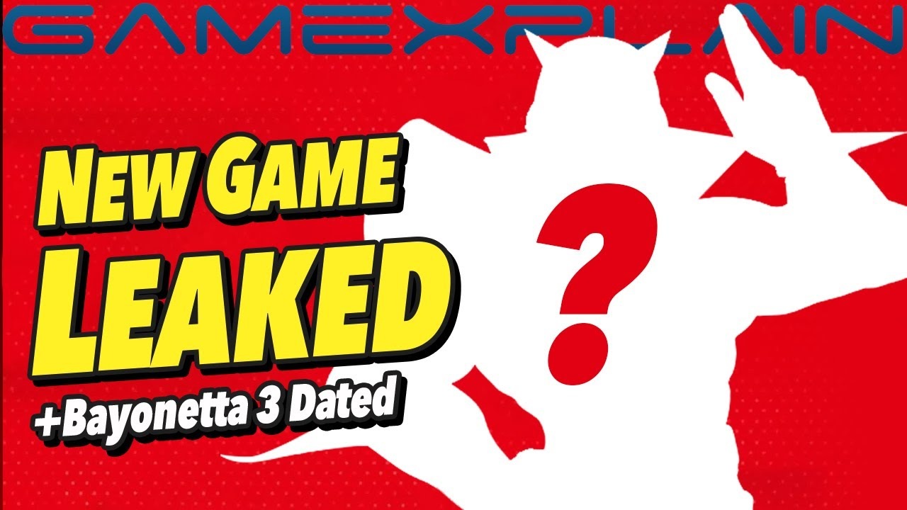Download LEAK: Nintendo Just Leaked a MAJOR New Game Before the Direct! + Bayonetta 3 Dated?!