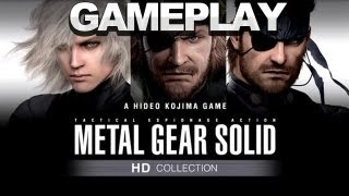 Metal Gear Solid HD Collection - Commentary (PS Vita)
