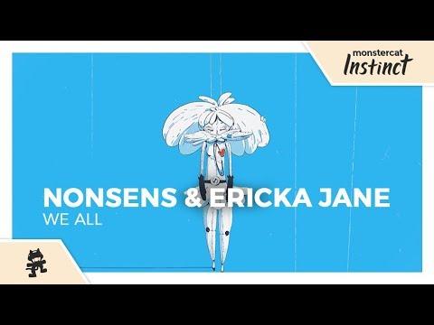 Nonsens & Ericka Jane - We All [Monstercat Lyric Video]