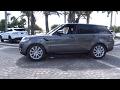 2017 Land Rover Range Rover Sport Miami, Aventura, Fort Lauderdale, Broward, Miami Beach, FL NHA1468