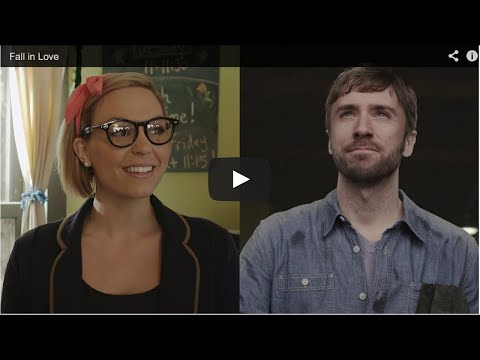 I Want To Fall In Love With - Peter Hollens & Evynne Hollens