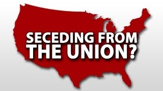 22 States Want To Secede From The Union!?