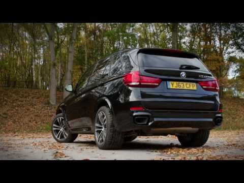 BMW X5 vs Porsche Cayenne vs Range Rover Sport video 1 of 4