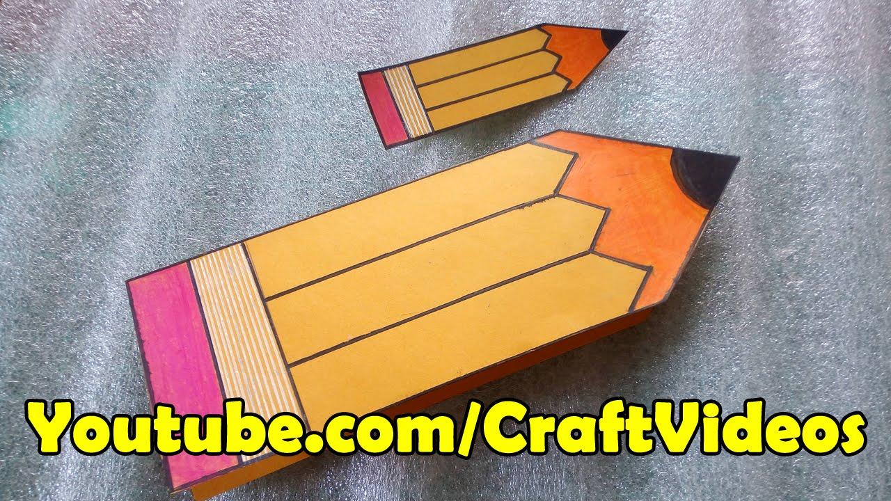 Teachers Day Card | Craft Videos | Teachers Day - 5th ...