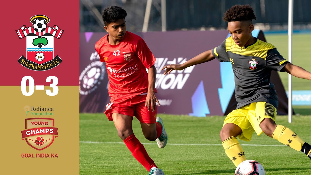 Next Gen Mumbai Cup Highlights: Southampton FC Vs Reliance Young Champs