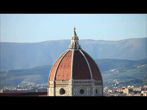[World Theme Travel] A Journey into the Italian Civilization Part 2.Siena and Florenc...