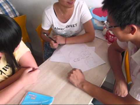 Teach English in China:  describing your ideal house