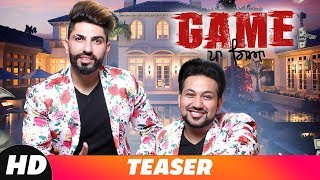 Teaser | Game Pa Geya | Barinder Dhapai & Dilpreet Virk | Releasing On 20th Oct 2018